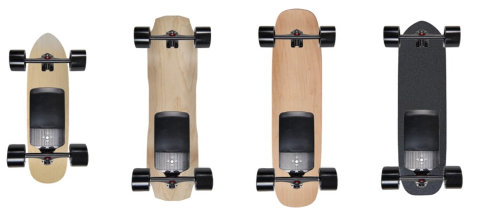 Ivory Electric Skateboards