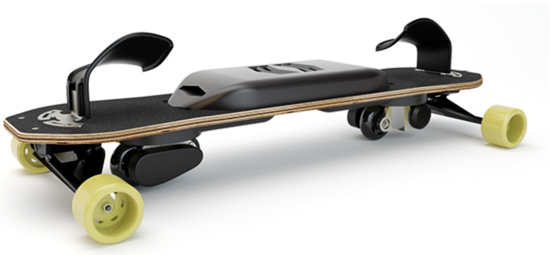 Leif eSnowboard electric skateboard