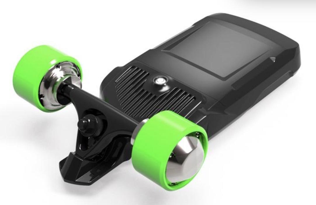 Onan X3 Booster Electric Skateboard Conversion Kit