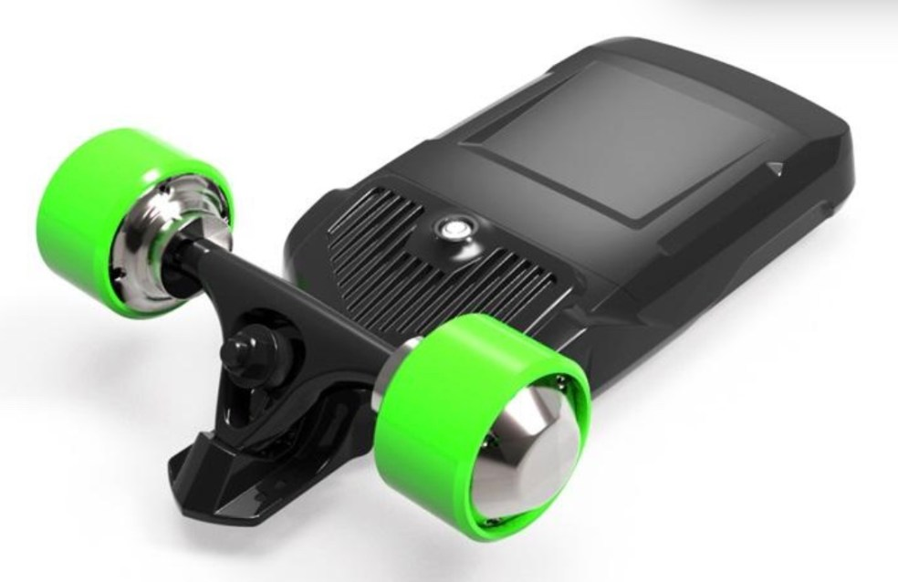 Onan X3 Booster Electric Skateboard Conversion Kit