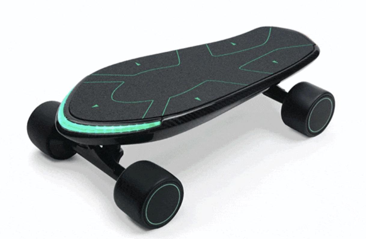 Walnutt Spectra Pro Electric Skateboard