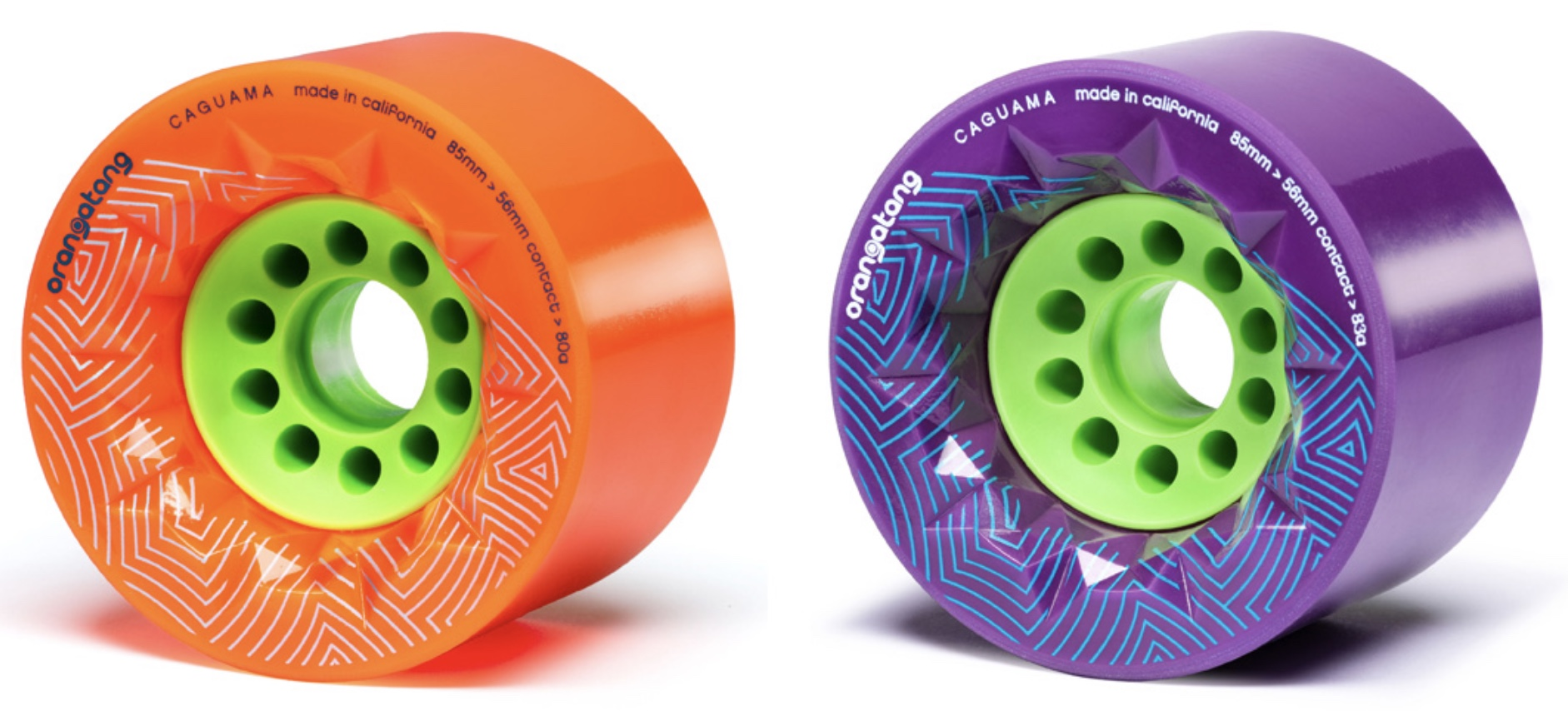 Orangatang Skateboard Wheels