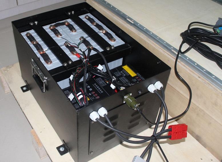 Lithium Battery Pack 5120W 12V 400Ah EV Electric Car