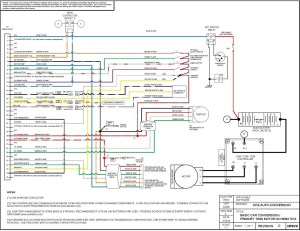 EV Conversion Schematic