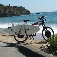 electric bike surf rack electric cyclery