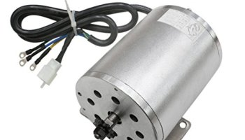 ZXTDR 48V 1800W Brushless Electric Motor and Controller with