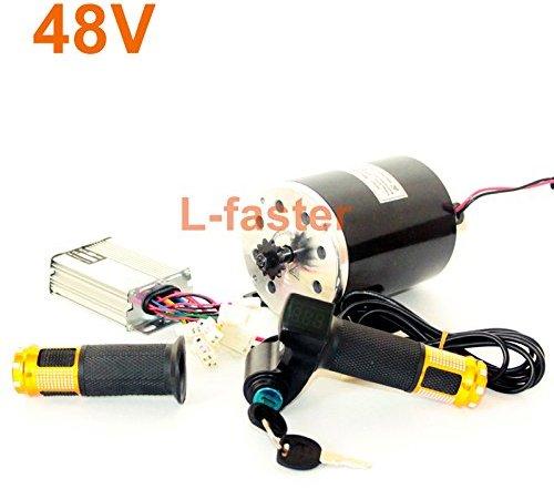 36V48V 750W Electric Motorcycle Conversion Kit MY1020