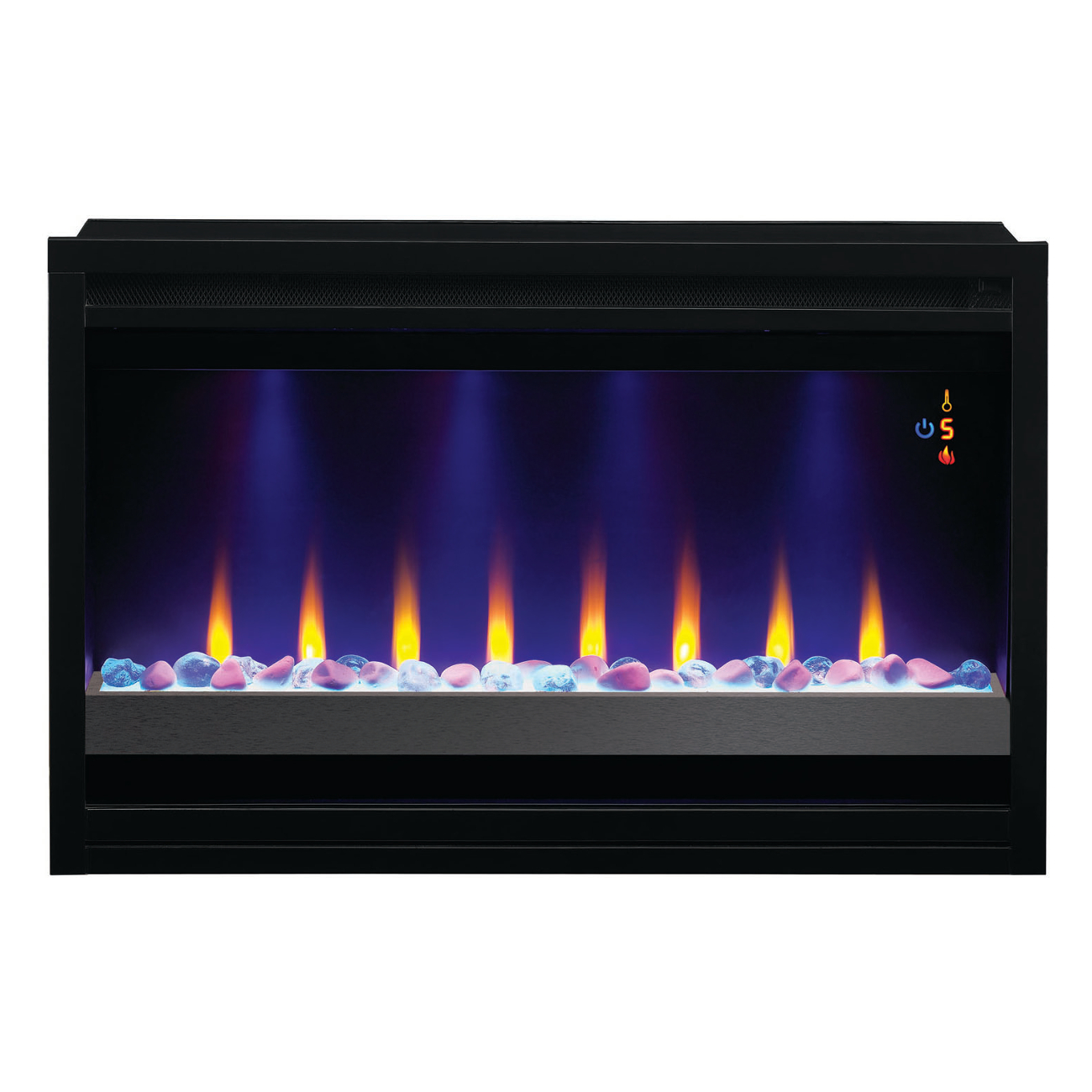 Classic Flame 36 Inch 36eb111 Grc Contemporary Builders Box