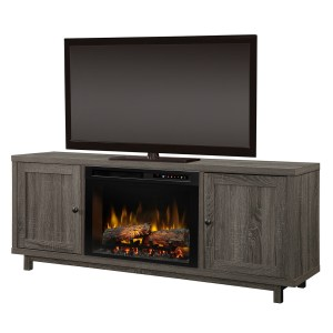 Pre-Assembled Fireplaces
