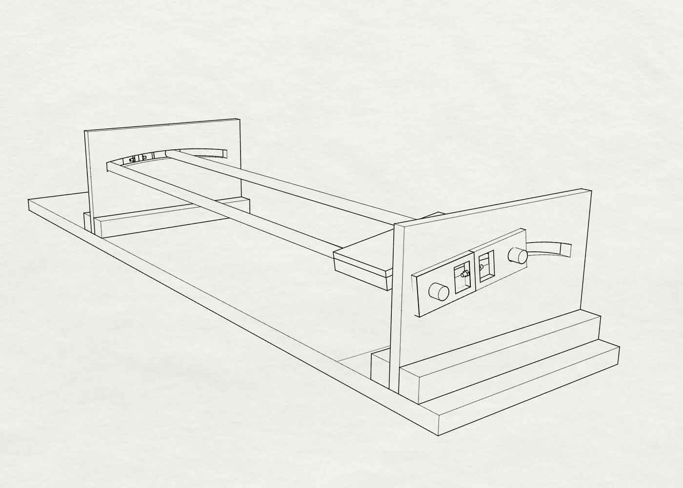 How To Compound Radius Router Jig