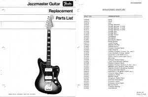 Fender Jaguar Wiring Diagram  Diagrams online
