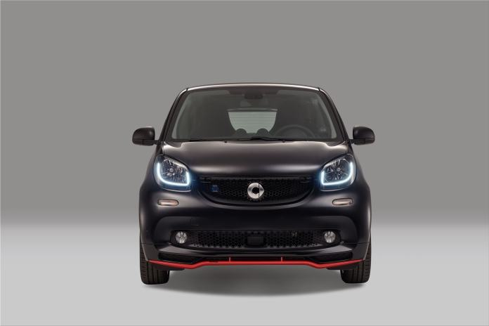 2019 Smart Eq Fortwo Ushuaia Limited Edition In Spain And Italy Electric Hunter