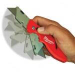 milwaukee flip open blade