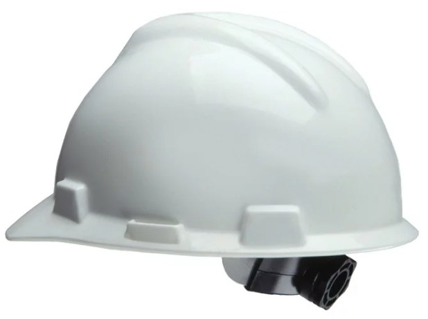 MSA safety works hard hat