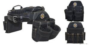 rack a tiers electrician tool belt