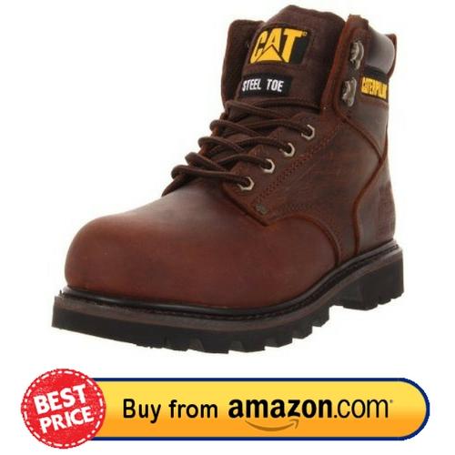 Caterpillar Men's 2nd Shift 6 Steel Toe Boot
