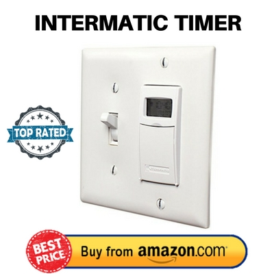 Best light switch timer electrician mentor light timer switches are very convenient energy savers if you have a habit of forgetting to turn off the lights when you leave your home or room aloadofball Choice Image