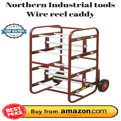 Electrical Wire Cart | Electrician Mentor