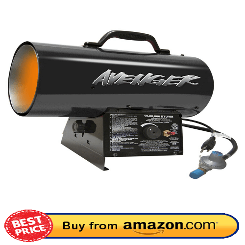 Best Forced Air Propane Heater