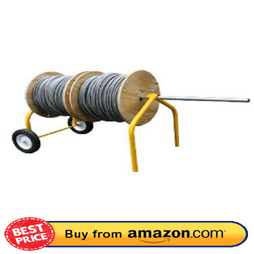 Portable Electrical Wire Racks - WIRE Center •