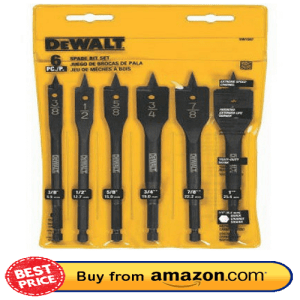 Review of Best Drill Bits for Wood