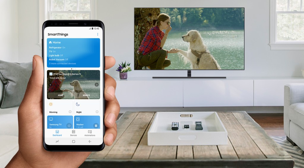 Samsung SmartThings 3 0 Hub Review | THE ELECTRICIANS HANGOUT