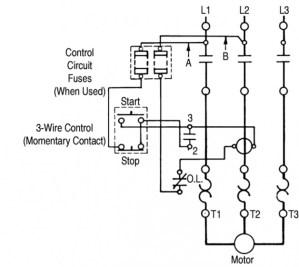 Motor Starter Overload  Electrician Talk  Professional
