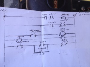 Wiring up silence and reset for buzzer for low flow controls  Electrician Talk  Professional