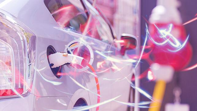 Sistemas inteligentes en el mundo de los vehículos eléctricos
