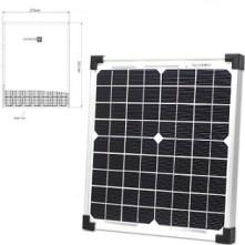 petit panneau solaire 12v