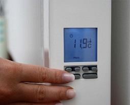 thermostat radiateur électrique