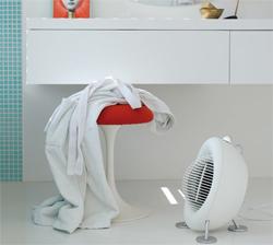 radiateur soufflant design
