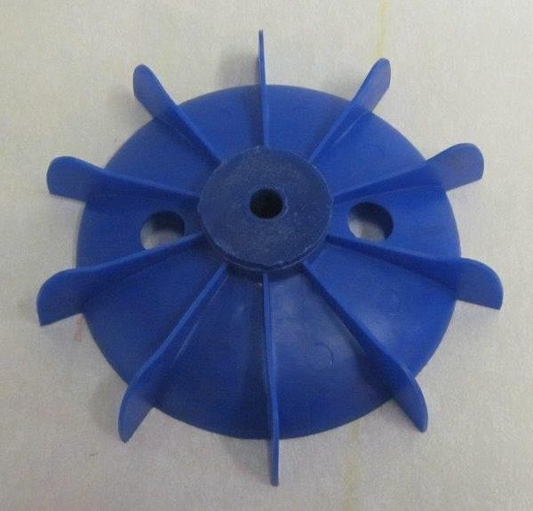 Bf 80 Blue Universal Type Electric Motor Cooling Fan