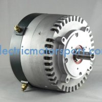 Mars ME0708 Brush-Type Permanent Magent Electric Motor 24-72 VDC 15 HP 3400 RPM