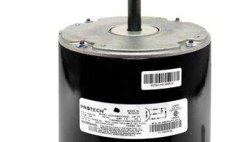 K55HXDRL-0014 – OEM Upgraded Emerson Condenser Fan Motor 1/6 HP 208
