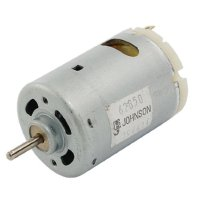 DC 12V 1.8A 15000RPM High Torque Electric Motor for DIY Cars Toys