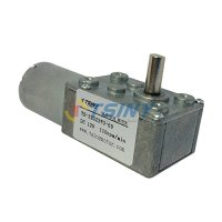 TSINY Micro Reversible 12vdc Electric 110 Rpm Small Dc Geared Motor