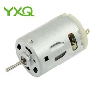 12V DC 6000RPM Torque Magnetic Mini Electric Motor for DIY Toys Cars