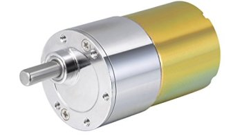 uxcell 12V DC 550 RPM Gear Motor High Torque Electric Reduction