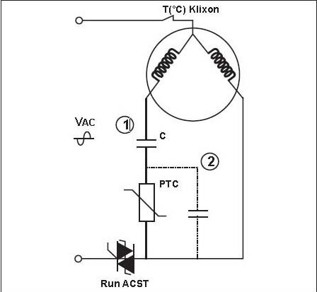 Copeland  pressor Wiring Schematic on run capacitor wiring diagram