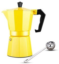 HMLAI Yelloe coffee maker