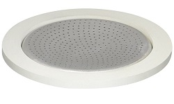Bialetti Gaskets and Replacement Filter Plates for Stovetop Coffee Maker
