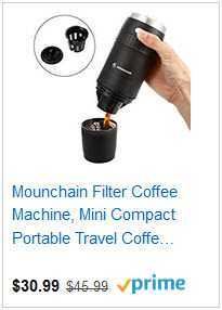 MOUNCHAIN FILTER COFFEE MACHINE