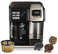 6a Hamilton Beach (49950C) FlexBrew Coffee Maker