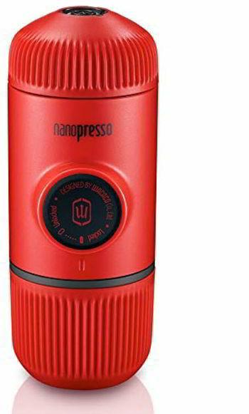 4 Wacaco Nanopresso Portable Espresso Maker