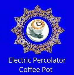 The logo for the Electric Percolator Coffee Pot Website