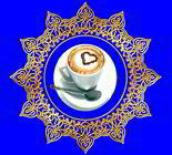 Electric Percolator Coffee Pot Logo