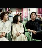 Park Chan-wook with Lim Su-jeong and Rain