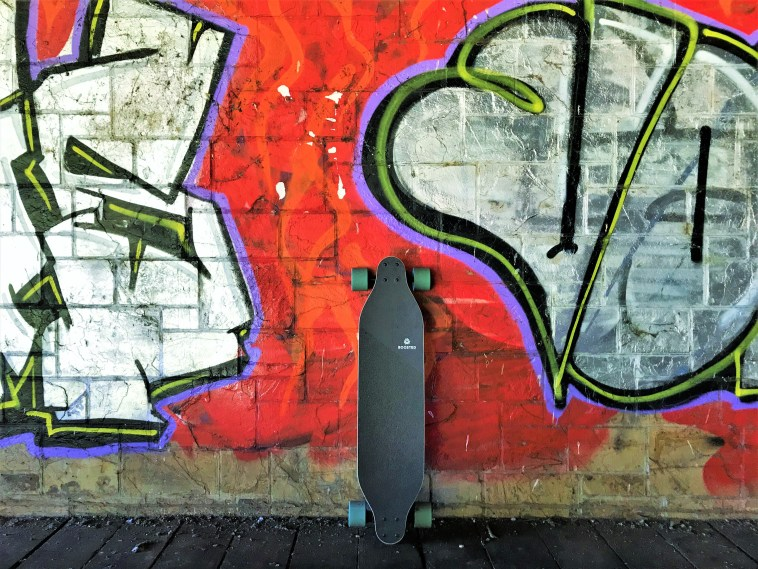 Boosted Stealth Review - Graffiti
