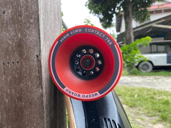 Meepo V4 front wheel